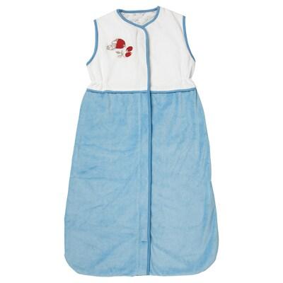 RÖDHAKE Babyslaapzak, blauw, 6-18