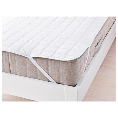 ROSENDUN matrasbeschermer 200 cm 90 cm