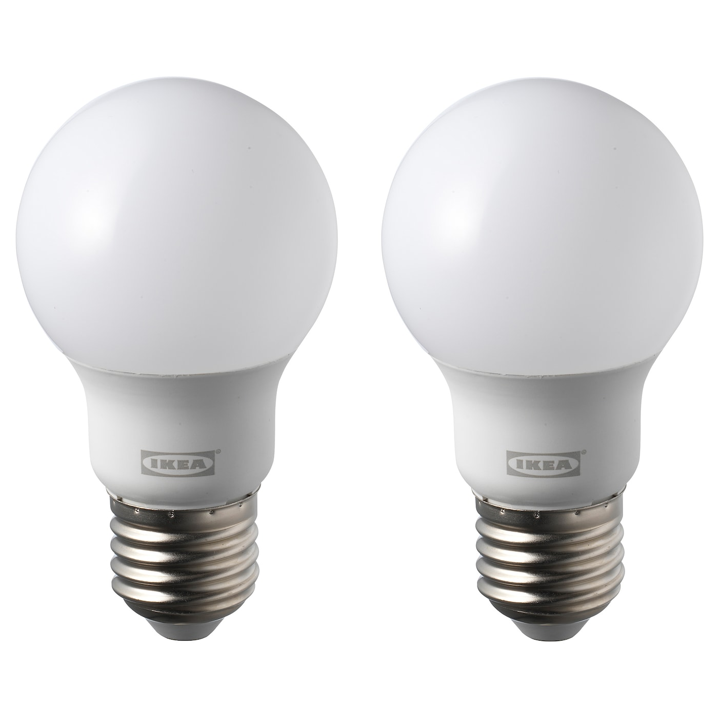 Ryet Led Lamp E27 600 Lumen Globe Opaalwit Ikea