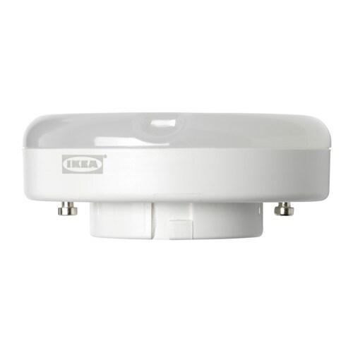 ryet led lamp gx53 600 lumen ikea. Black Bedroom Furniture Sets. Home Design Ideas