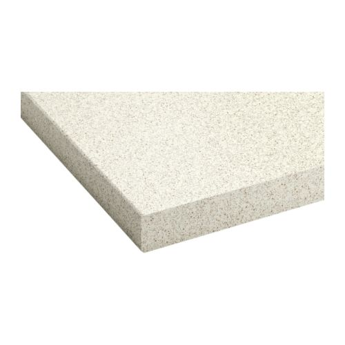 Werkblad Keuken Ikea : IKEA White Countertop