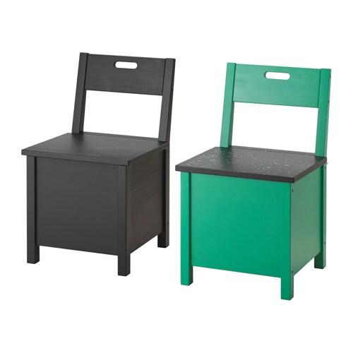 Su00c4LLSKAP Stoel met opberger IKEA Perfect voor het opbergen van ...