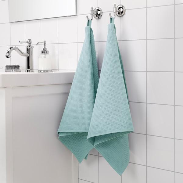 SALVIKEN handdoek lichtblauw 500 g/m² 100 cm 50 cm 0.50 m² 500 g/m²