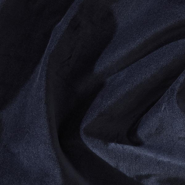 SANELA Deels verduisterende gordijnen,1pr, donkerblauw, 140x300 cm