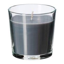 SINNLIG geurkaars in glas