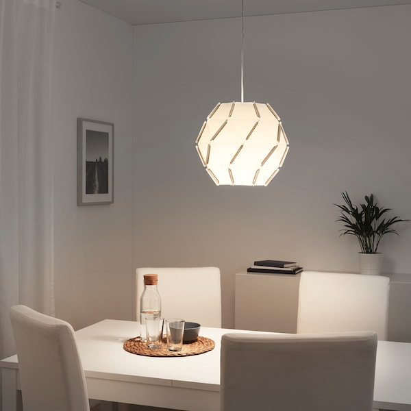 SJÖPENNA hanglamp rond 22 W 32 cm 35 cm 1.5 m