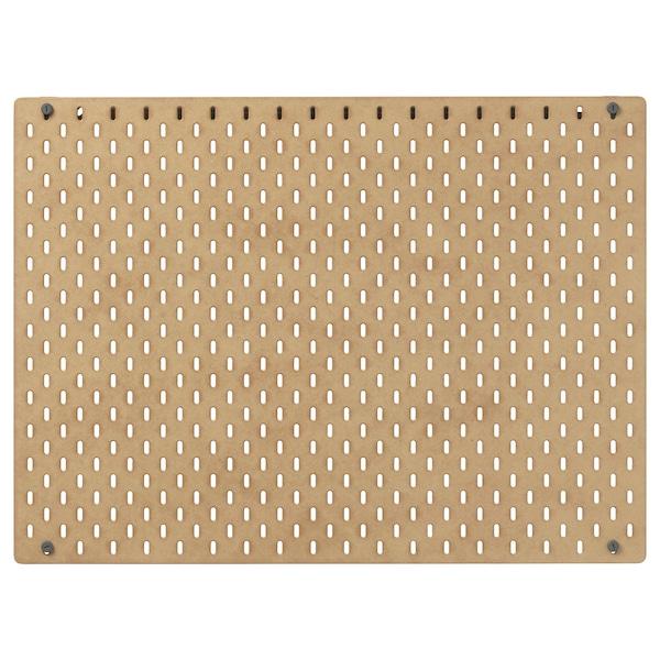 SKÅDIS Ophangbord, hout, 76x56 cm