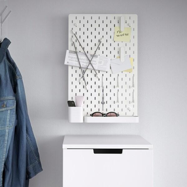 IKEA SKÅDIS Ophangbord, combinatie