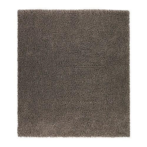 SKÅRUP Vloerkleed, hoogpolig IKEA Langvezelige wol is extra slijtvast ...