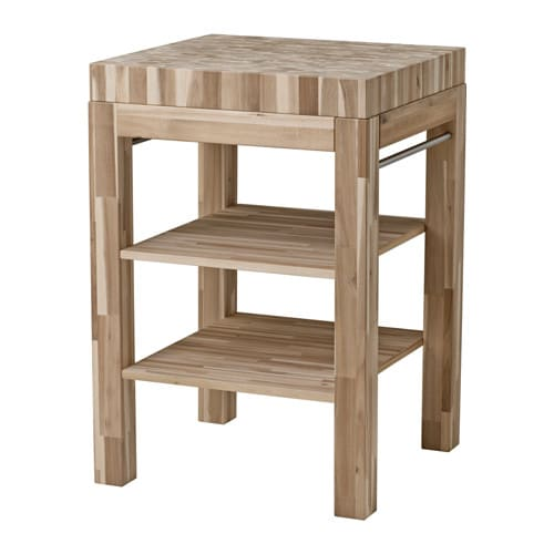 Afbeeldingen Keukeneilanden : IKEA Butcher Block Kitchen Tables