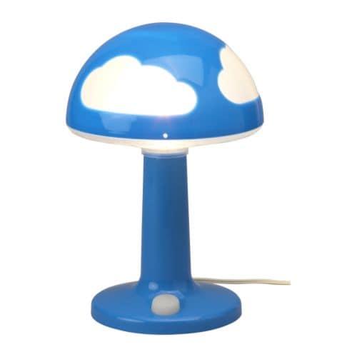Ikea Keuken Blauw : Blue Table Lamp IKEA