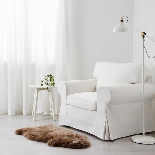 SKOLD Schapenvacht, beige, 90 cm