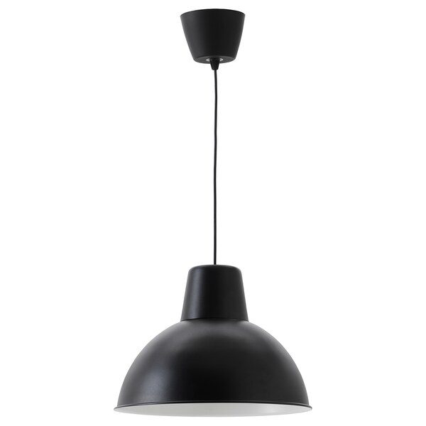 SKURUP hanglamp zwart 22 W 29 cm 38 cm 1.5 m