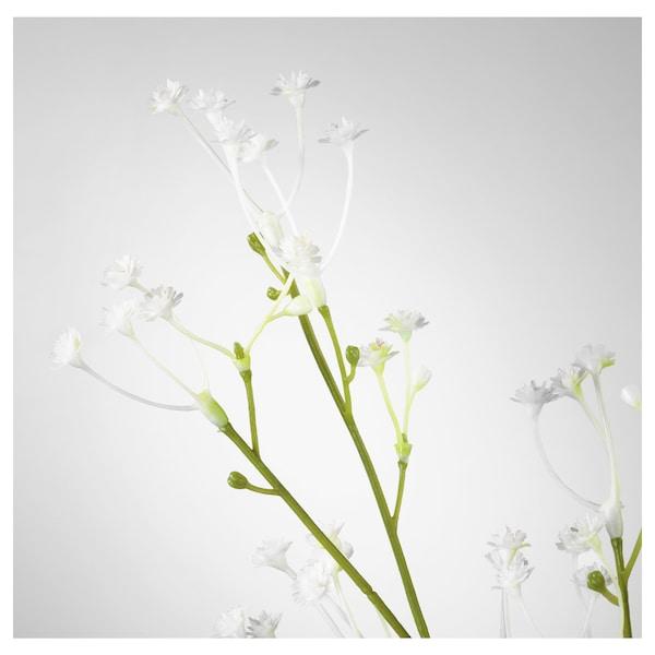 SMYCKA kunstbloem bruidssluier/wit 60 cm
