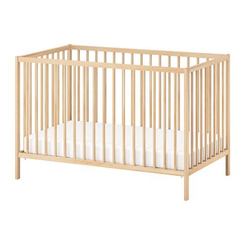 Ledikant Afmetingen Baby.Sniglar Babybedje Ikea