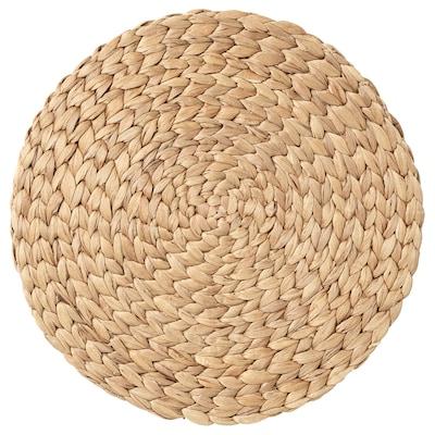 SOARÉ Placemat, waterhyacint, 37 cm