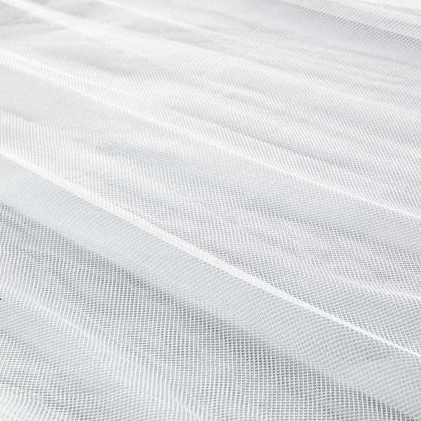 SOLIG Klamboe, wit, 150 cm