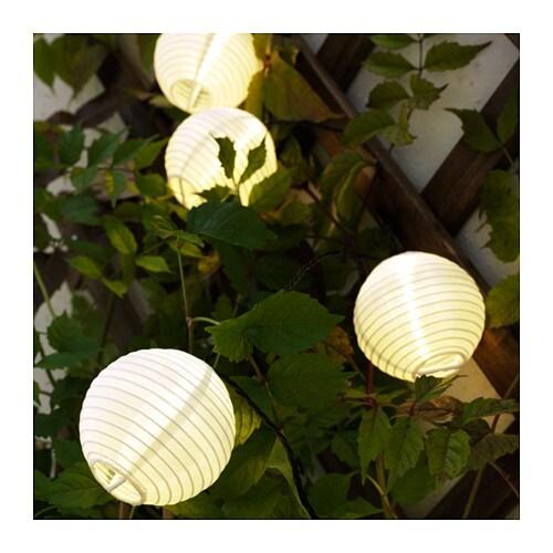 Solvinden decoratie voor lichtsnoer ikea - Ikea dekoration ...