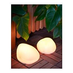 Tuinlamp op zonne-energie, SOLVINDEN