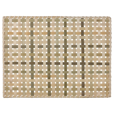 SOMMARDRÖM Placemat, bamboe, 40x30 cm