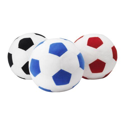 SPARKA Pluchen speelgoed IKEA De bal is perfect voor babys en kleine ...