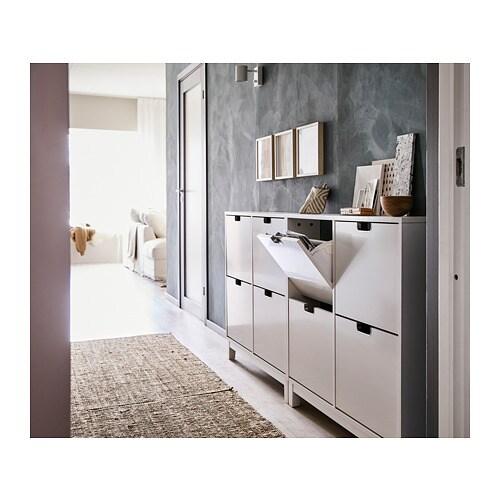 Schoenenkast In Stijl Design.Stall Schoenenkast 4 Vakken Ikea