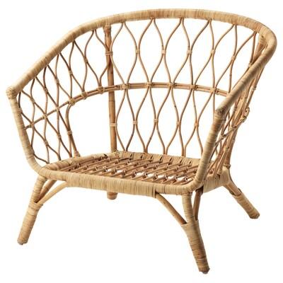 STOCKHOLM 2017 fauteuil rotan 87 cm 81 cm 79 cm 60 cm 59 cm 30 cm