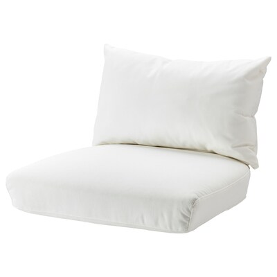 STOCKHOLM 2017 kussenset voor fauteuil Röstånga wit 500 g 575 g