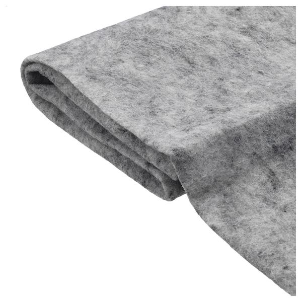 STOPP FILT ondertapijt met antislipstrip 125 cm 65 cm 0.81 m² 130 g/m²
