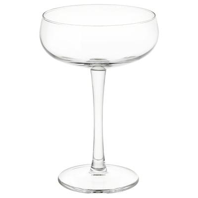 STORHET Champagnecoupe, helder glas, 30 cl