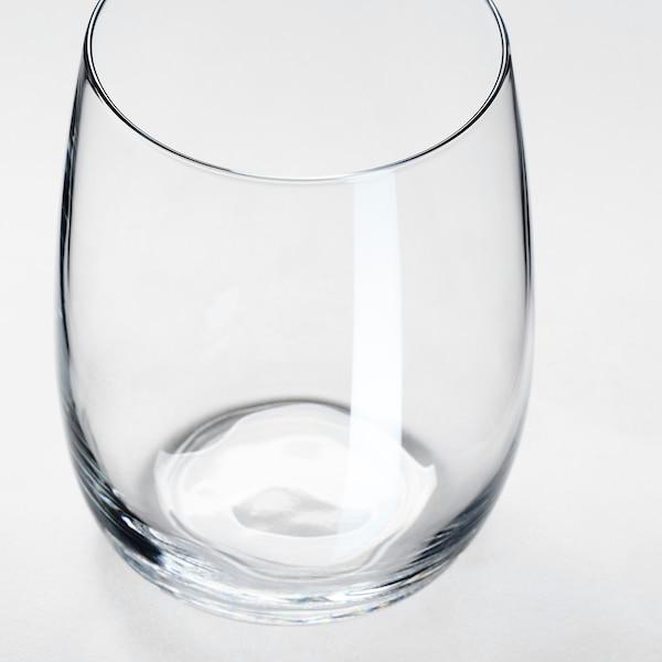 STORSINT Glas, helder glas, 37 cl