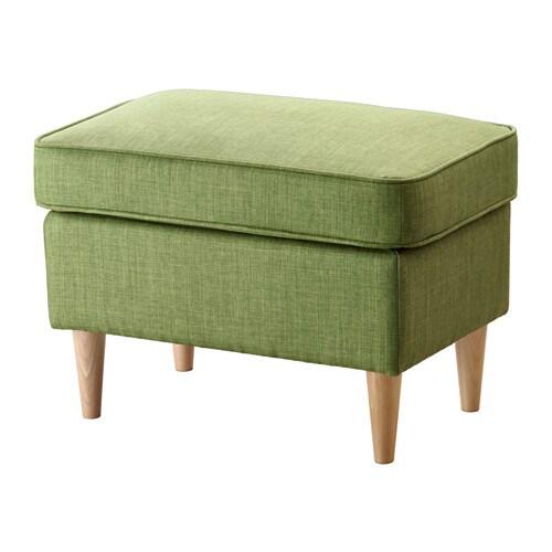 Keuken Groen Ikea : Strandmon IKEA Footstool