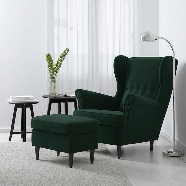 IKEA STRANDMON Oorfauteuil