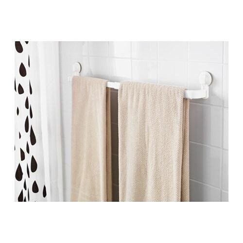 STUGVIK Handdoekenrek met zuignap - IKEA