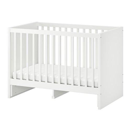 Ledikant Afmetingen Baby.Stuva Babybedje Ikea