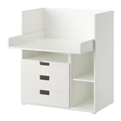 STUVA, commode met 3 lades