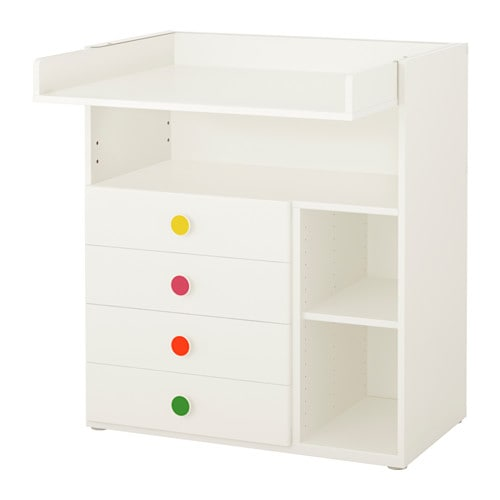 Stuva f lja commode met 4 lades ikea - Commode a langer ikea ...