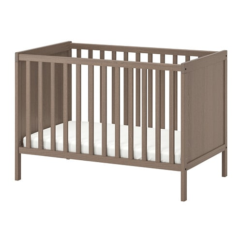 Babybed Met Kast.Sundvik Babybedje Ikea