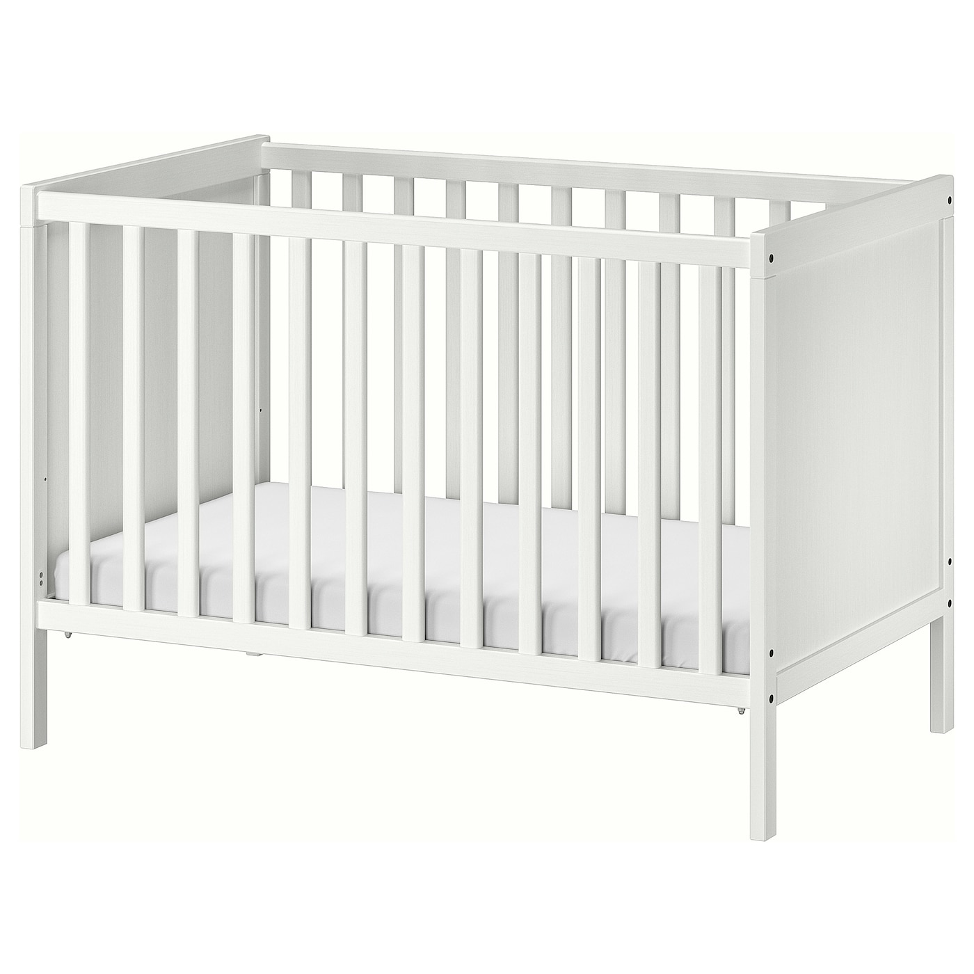 IKEA - SUNDVIK Babybedje - 60x120 cm