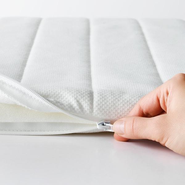TALGJE Topmatras, wit, 80x200 cm