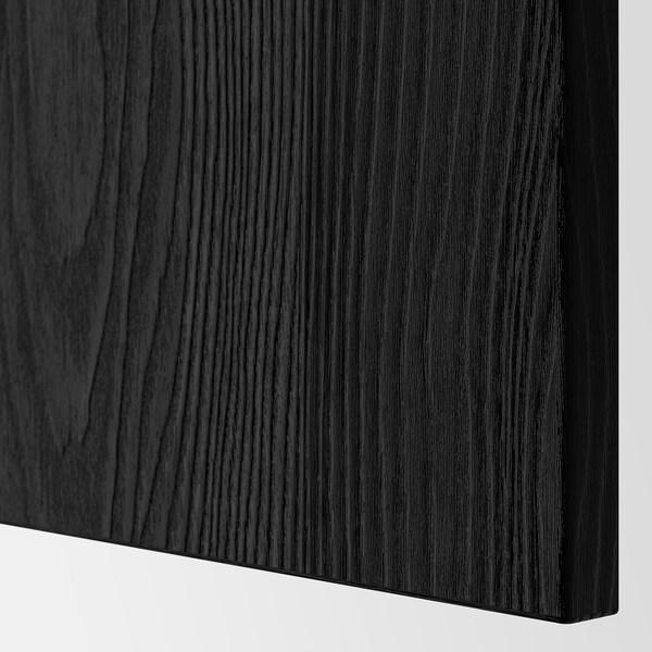 TIMMERVIKEN deur zwart 60 cm 64 cm 2.0 cm
