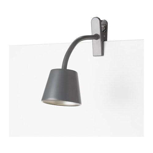 Tisdag Led Klemspot Ikea