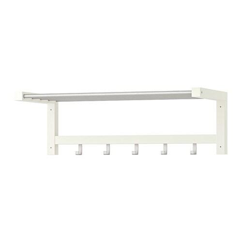 Spiksplinternieuw TJUSIG Kapstok - IKEA XX-73