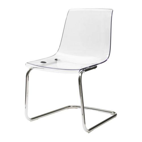 TOBIAS stoel, transparant