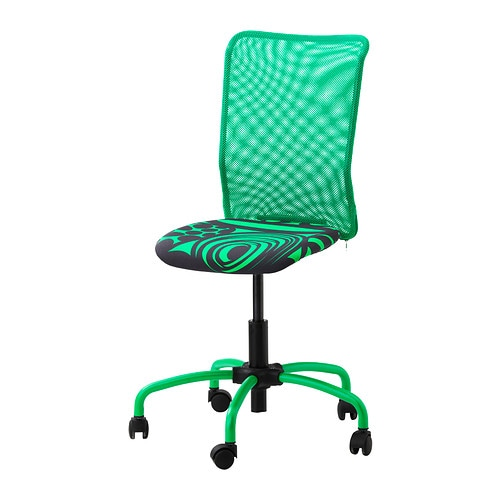 Ikea Keuken Groen : IKEA Green Desk Chair