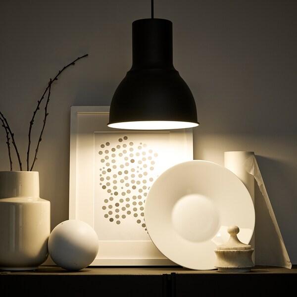 TRÅDFRI led-lamp E27 600 lumen draadloos dimbaar gekleurd en wit spectrum/globe opaalwit 600 lumen 2700 K 8.6 W