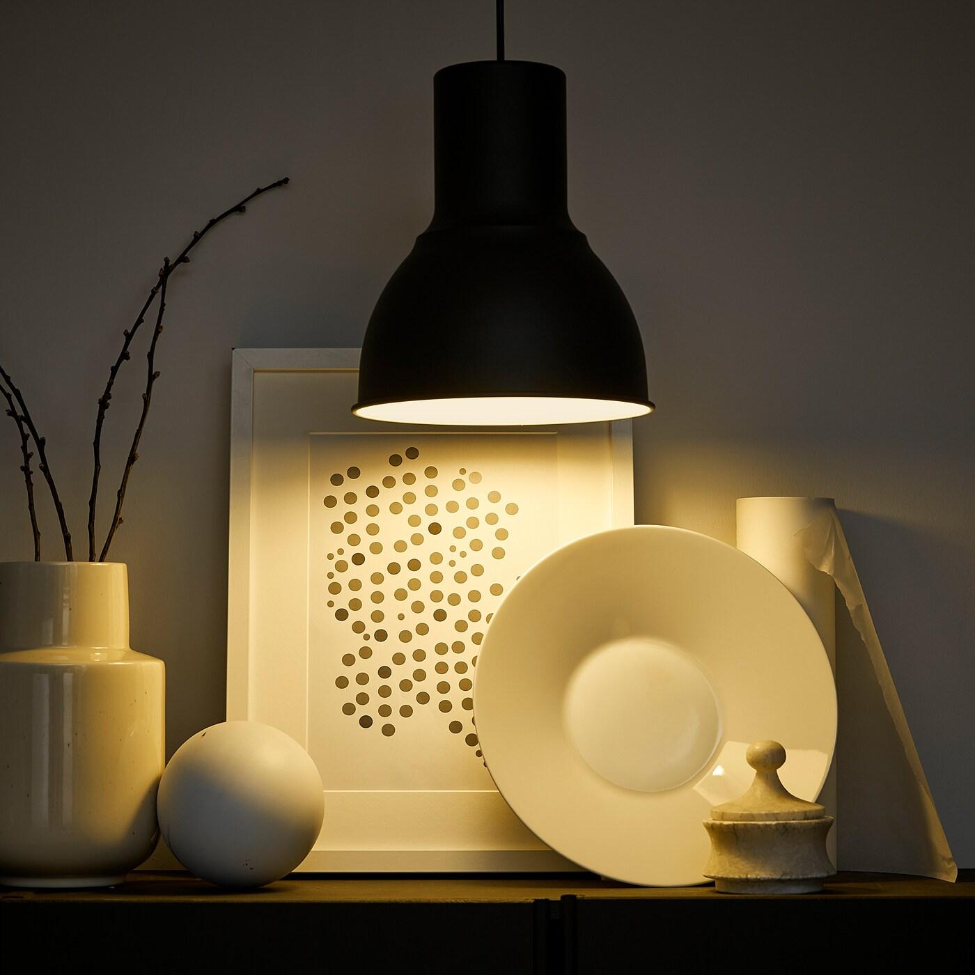 Tradfri Led Lamp E27 600 Lumen Draadloos Dimbaar Kleur En Wit Spectrum Opaalwit Ikea
