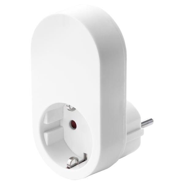 TRÅDFRI draadloos plug-in stopcontact 100 mm 53 mm 72 mm