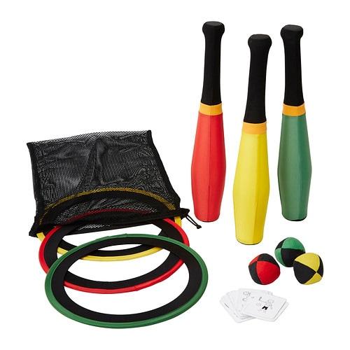 TRÄNING jongleerset