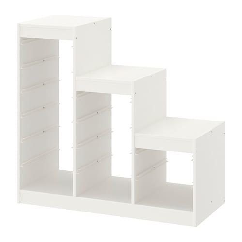 Trofast Opbergkast Ikea.Trofast Basiselement Ikea